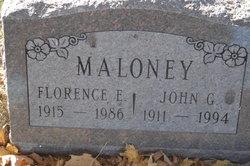 Florence Ethel <I>Naeve</I> Maloney
