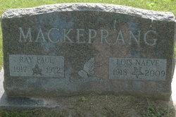 Ray Paul Mackeprang