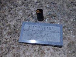Alec F. Turner