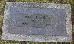 Mary Ethel <I>Lampman</I> Abney