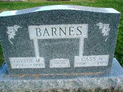 Edythe M <I>Chaffee</I> Barnes