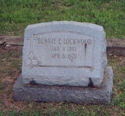 """Bernice Estelle """"Bennie"""" <I>Hurt</I> Lockwood"""