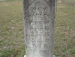 Rev Charles Jefferson Crew, Sr
