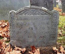 Elizabeth Appleton