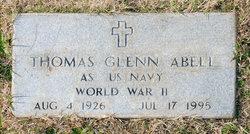Dr Thomas Glenn Abell
