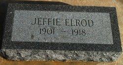 Jeffie Elrod
