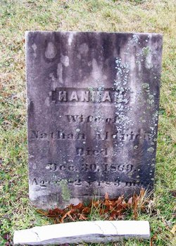 Hannah <I>Young</I> Aldrich