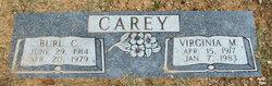 Virgie Minnie <I>Childs</I> Carey