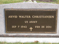 Arvid Walter Christiansen