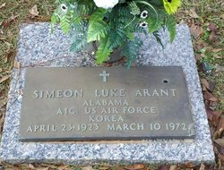 Simeon Luke Arant