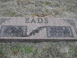 Walter D Eads