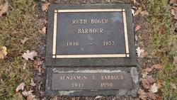 Benjamin R Barbour