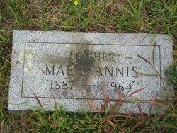 Mae E. <I>Brown</I> Annis