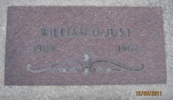 William Oscar Just