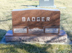 Elsie E <I>Simpson</I> Badger