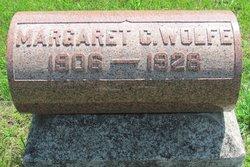 Margaret C. <I>Coddington</I> Wolfe