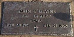 John C Devine