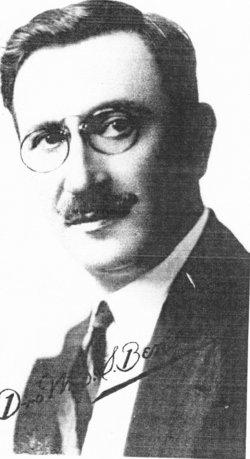 Dr William Sol Benson