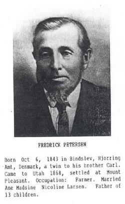 Frederick Peterson, Sr