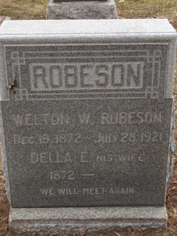 Welton William Robeson