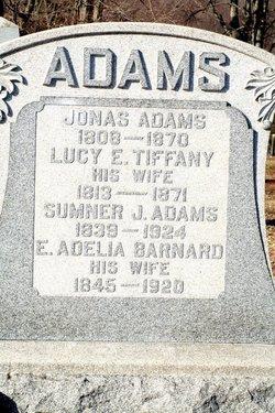 Lucy Emeline <I>Tiffany</I> Adams
