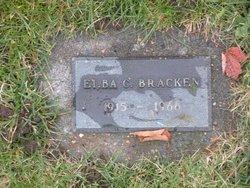 Elba C Bracken
