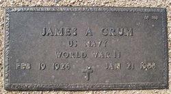 James A Crum