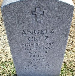Angela Cruz