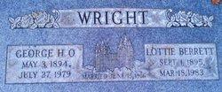 George Harry Osborne Wright