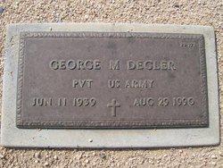 George M Degler