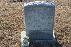 Ethel <I>Edwards</I> Ardoin