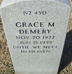 Grace M Demery