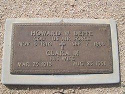 Howard W Deppe