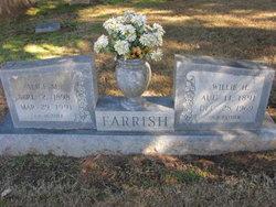 Alice Mary <I>Moseley</I> Farrish