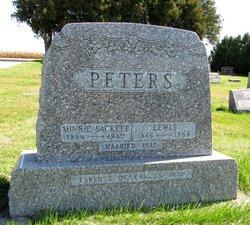 Minni <I>Sackett</I> Peters