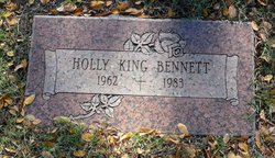 Holly <I>King</I> Bennett
