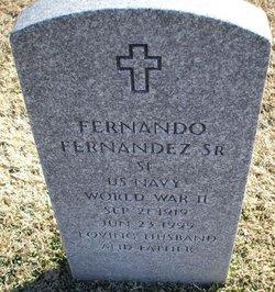 Fernando Fernandez, Sr