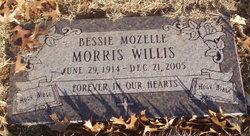 Bessie Mozelle <I>Morris</I> Willis