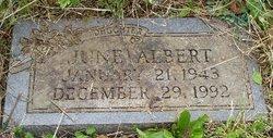 June Albert