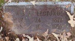 Albert Sidney  J Ledford