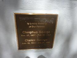 Cleophus George