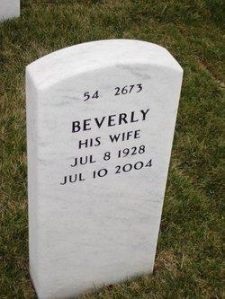 Beverly Jean <I>Moore</I> Johnson