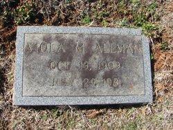 Viola <I>Mabe</I> Allman