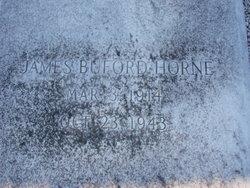 James Buford Horne