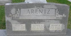 Wayne Myrl Arentz