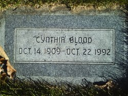 Cynthia Blood