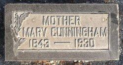 "Mary Grace ""Polly"" <I>Wrigley</I> Cunningham"