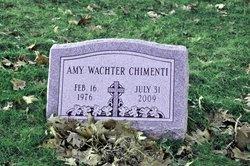 Amy <I>Wachter</I> Chimenti