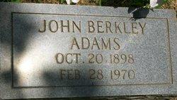 John Berkley Adams