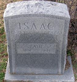 Katie <I>Robinson</I> Isaac